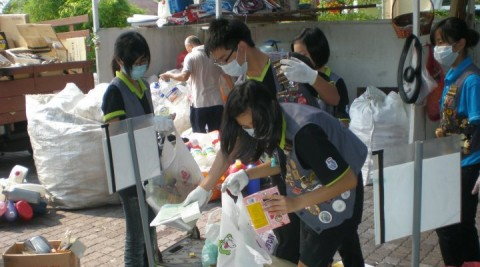 Community Recycling: Taiwan Buddhist Tzu-Chi Foundation Malaysia