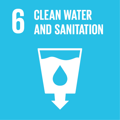 SDG6: Clean water and sanitation