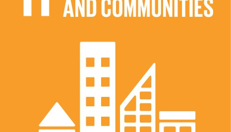 SDG11: Sustainable cities and communities