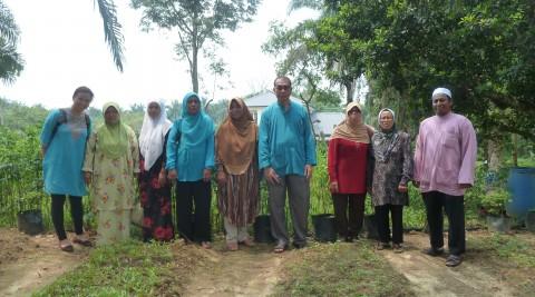 Spearheading organic farming: Koperasi Belia Islam